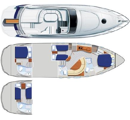 Pershing 46 2006 All Boats