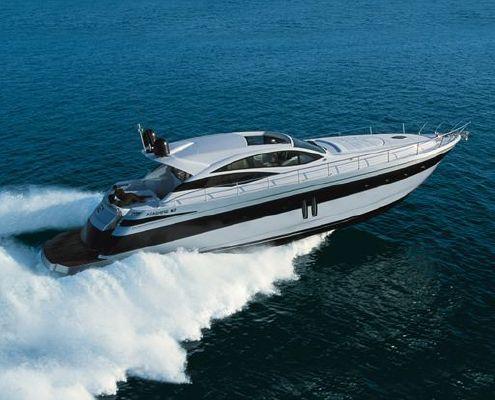 Pershing 62 Hard Top 2006 All Boats