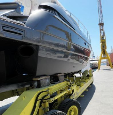 Pershing PRIVATE YACHT 2006 All Boats