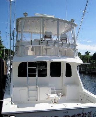 Post Marine 53 Convertible 2006 All Boats Convertible Boats