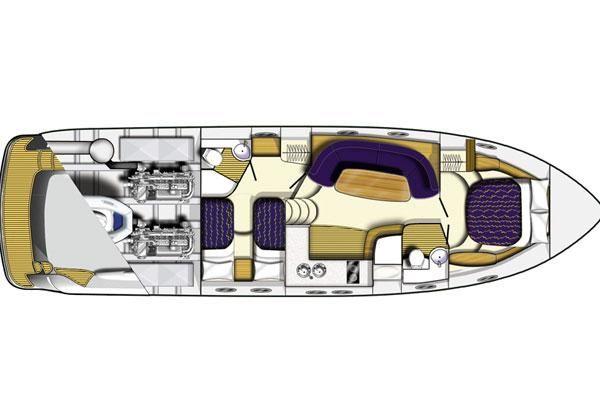 Princess V48 2006 Princess Boats for Sale