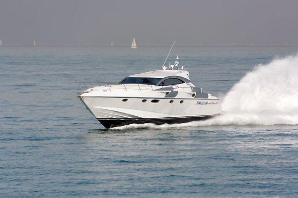 Rizzardi Incredible 45 2006 All Boats