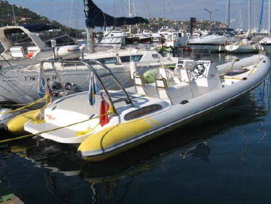 2006 Scorpion 9 75 Rib Boats Yachts For Sale