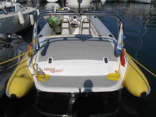 Scorpion RIB 9.75 2006 All Boats