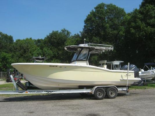Scout 260 Sportfish 2006 Sportfishing Boats for Sale