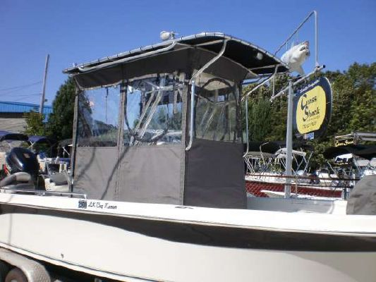 Sea Chaser 250 LX Bay Runner 2006 Skiff Boats for Sale