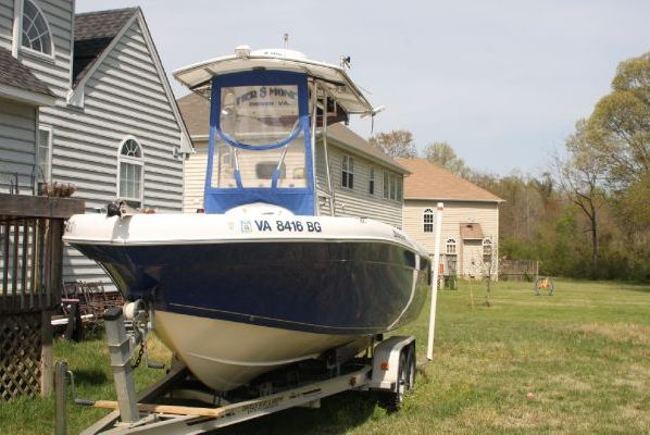 Boats for Sale & Yachts Sea Chaser offshore 2100 2006 Skiff Boats for Sale