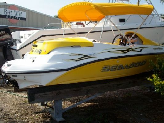 Sea Doo Bombardier Sportster 2006 All Boats