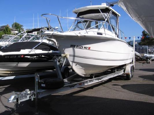 Sea Pro 238WA 2006 All Boats