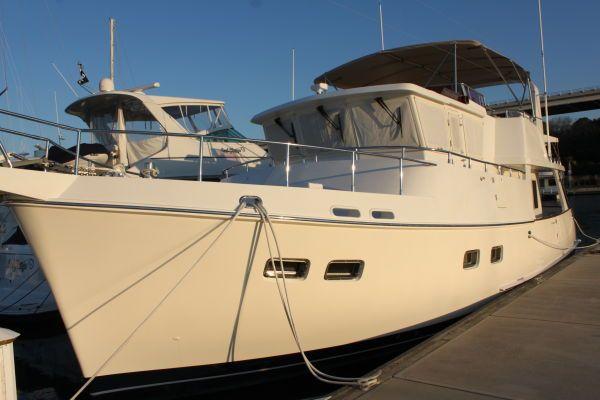 Selene 48 Ocean Trawler 2006 Trawler Boats for Sale