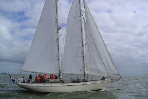 2006 Shipyard Gebr  Willems Zaca 60 Schooner - Boats Yachts