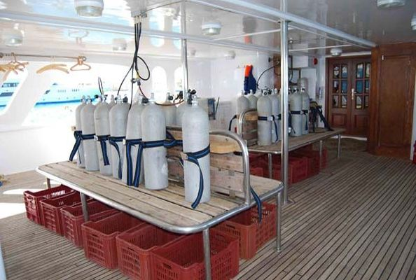 Shipyard Suez Dive boat 36.9 m 2006 All Boats