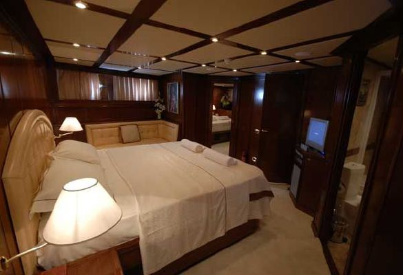 Steel Displacement M/Y 36m S/10809 2006 All Boats