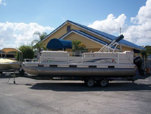 Boats for Sale & Yachts Sun Tracker PARTY BARGE 24 Signature Series 2006 Sun Tracker Boats for Sale