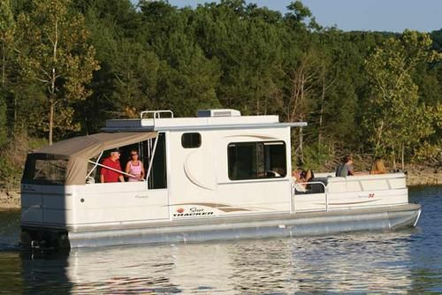 Boats for Sale & Yachts Sun Tracker PARTY CRUISER 32 I/O Regency Edition 2006 Sun Tracker Boats for Sale