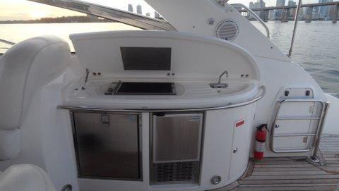 2006 sunseeker portofino  18 2006 Sunseeker Portofino