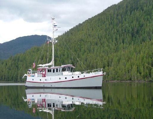 Boats for Sale & Yachts Townsend Bay Marine 47 Custom Trawler 2006 Trawler Boats for Sale