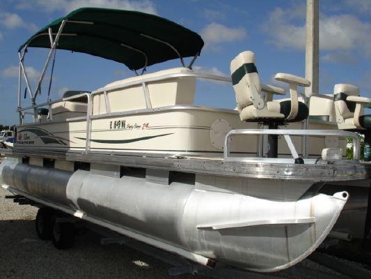 Boats for Sale & Yachts Tracker Party Barge 24 2006 Sun Tracker Boats for Sale
