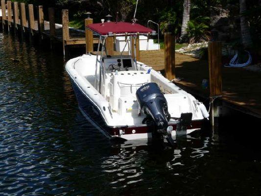 Triton 2486 CC 2006 Triton Boats for Sale