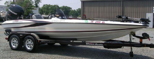 Triton TR20X 2006 Triton Boats for Sale