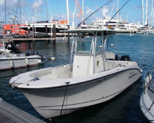 2006 Trophy 2503 Center Console Boats Yachts For Sale