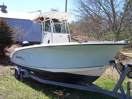 Trophy 2503 Pro CC 2006 All Boats