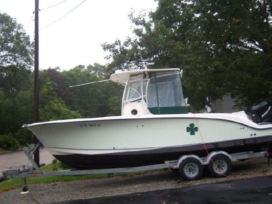 Boats for Sale & Yachts Trophy & TRAILER 2503 Center Console ** 90 hours on 275 4 2006 All Boats