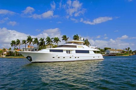 Boats for Sale & Yachts Westport Flybridge with Euro Transom 2006 Flybridge Boats for Sale