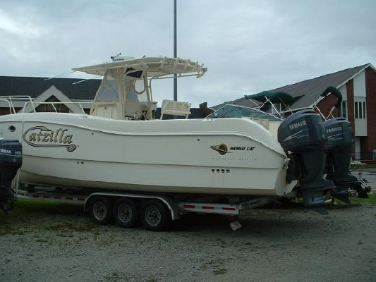 World Cat 33 TE 2006 World Cat Boats for Sale
