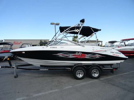 2006 Yamaha Ar230 High Output Boats Yachts For Sale