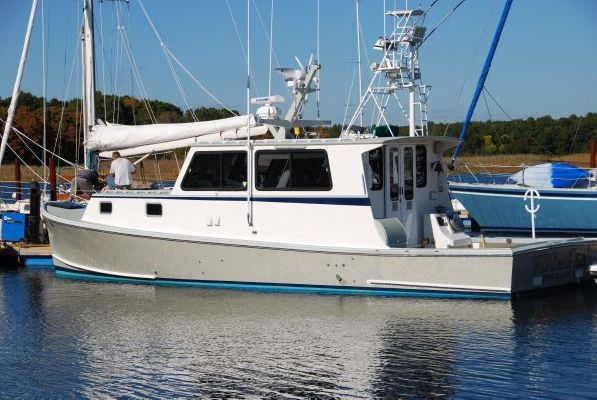 Young Brothers 38 Lobster 2006 Fishing Boats for Sale Lobster Boats for Sale