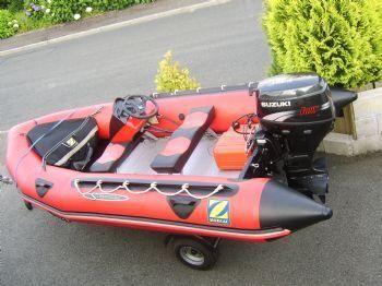 Zodiac Futurama S 2006 Motor Yachts