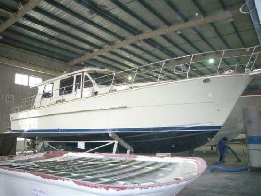 2007 alaska 45 sedan motor yacht  10 2007 Alaska 45 Sedan Motor Yacht