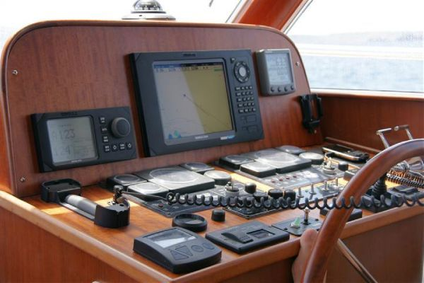 2007 alaska 45 sedan motor yacht  11 2007 Alaska 45 Sedan Motor Yacht