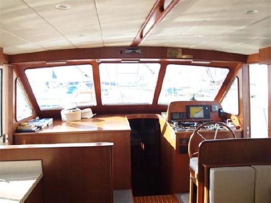 2007 alaska 45 sedan motor yacht  13 2007 Alaska 45 Sedan Motor Yacht