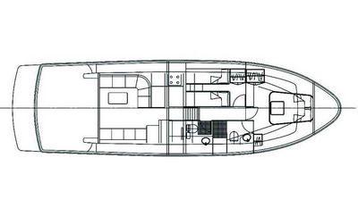 2007 alaska 45 sedan motor yacht  18 2007 Alaska 45 Sedan Motor Yacht