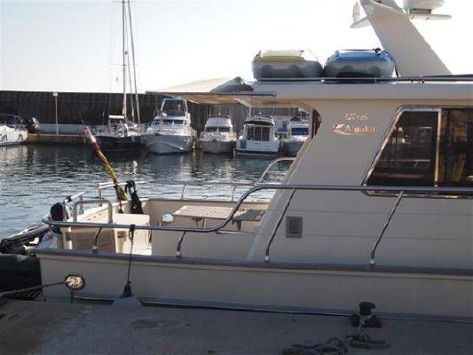 2007 alaska 45 sedan motor yacht  6 2007 Alaska 45 Sedan Motor Yacht