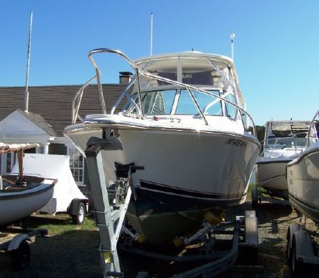 Albemarle 248 Express Fisherman 2007 Albemarle Boats for Sale