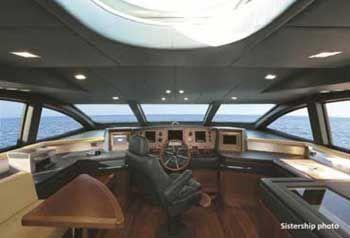 Azimut 116 2007 Azimut Yachts for Sale