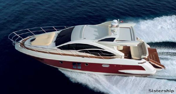 Azimut 43S 2007 Azimut Yachts for Sale