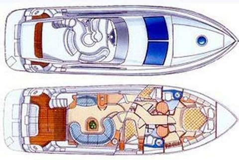 Boats for Sale & Yachts Azimut AZ 46 EVOLUTION 2007 Azimut Yachts for Sale