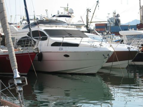 Azimut AZ 46 EVOLUTION 2007 Azimut Yachts for Sale