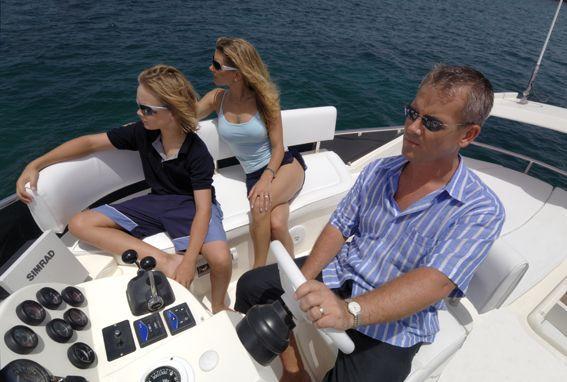 Boats for Sale & Yachts Birchwood Islander 420 2007 Motor Boats