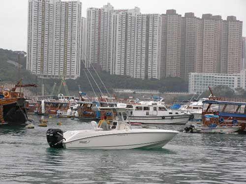 Boston Whaler Outrage 270 2007 Boston Whaler Boats