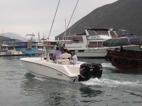 Boats for Sale & Yachts Boston Whaler Outrage 270 2007 Boston Whaler Boats