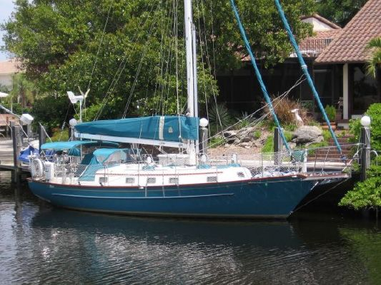 Cabo Rico 36 Cutter 2007 Sailboats for Sale