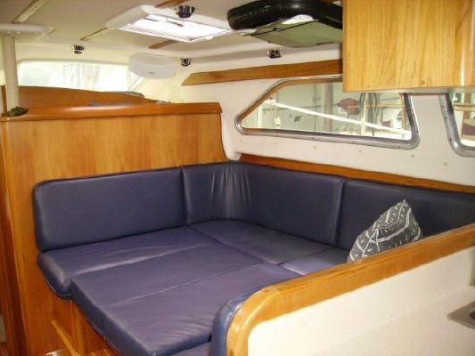 Catalina 440 Deck Salon 2007 Catalina Yachts for Sale