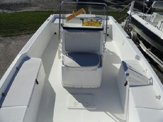 Century 2102 CC 2007 All Boats