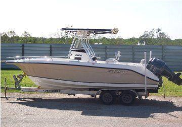 Century 2200 CC 2007 All Boats
