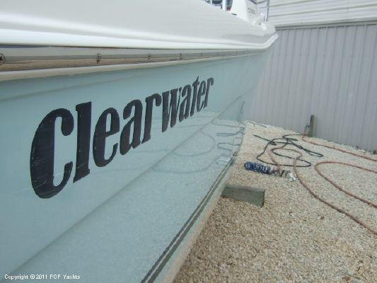 2007 clearwater 2200 dual console  10 2007 Clearwater 2200 Dual Console